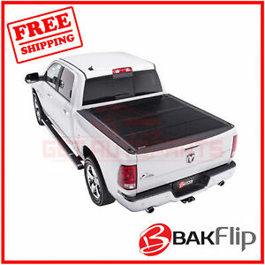 Bak Industries Bakflip F1 Tonneau Cover For Ford 2004 2014 F 150