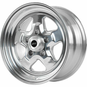 Jegs 66062 Sport Star 5 spoke Wheel size 15 X 7