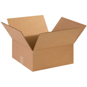 25 14 X 14 X 6 Shipping Boxes Packing Moving Cartons Cardboard Box Uline