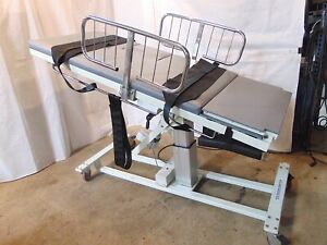 Medical Positioning Model 1111 Echo Ultrasound Table S5058