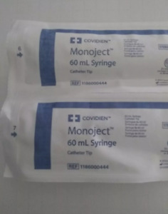 Covidien Monoject 60 Ml Syringe Ref 1186000444 Selling As Lot Of 247