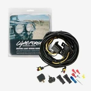 Lightforce 24v Wiring Harness Halogen Hid Pair