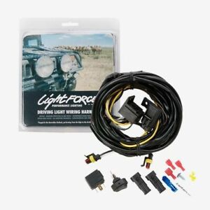 Lightforce 12v Wiring Harness Halogen Hid Pair