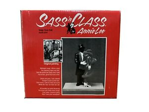 """Sass N Class by Annie Lee """"Stage Door Exit"""" $95.00"""
