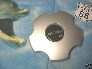 Ronal Gotti Racing Silver Wheel Center Cap Cover Hub Part 73097 On The Back