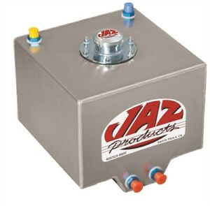 Jaz Products 210 705 03 5 gal Low Pro Fuel Cell Aluminum With Foam