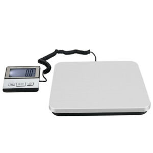 Postal Scale Digital Shipping Lcd Electronic Mail Packages Capacity 200kg 100g