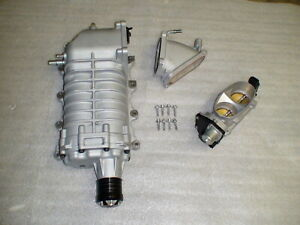 Factory Eaton M122 1 9 Supercharger 2007 12 Mustang Shelby Gt500 5 4 Dohc Metco