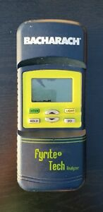 Bacharach Fyrite Tech Combustion Gas Analyzer