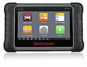 Autel Us Mx808 All Systems Code Reader And Service Touch Screen Tablet New