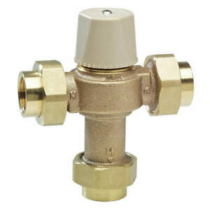 Powers Lfe480 51 Thermostatic Mixing Valve 3 8 In