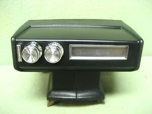 1969 1972 Gto 8 Track Tape Player W non Console Bracket Looks Good Untested