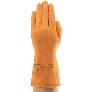 Ansell 87 320 Chemical Resistant Gloves size 7 1 2 pr