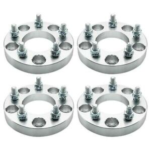4pcs 1 Wheel Spacers Adapters 5x5 To 5x4 75 12x1 5 For 1994 1997 Chevy Impala