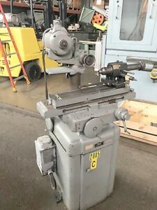 K o Lee Model B860 Tool And Cutter Grinder With Weldon 200 Sharpening Fixture