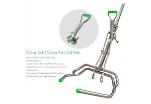 Calf Puller 180cm Calving Jack Aid Stainless Steel Heavy Duty premium Quality