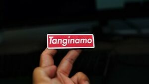Tanginamo Pinoy Die Cut Stickers For Cars Laptop Wall Waterbottle Yeti Filipino