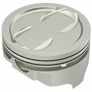United Engine Machine Ic9965 030 Chevy 383ci Fhr Forged Pistons