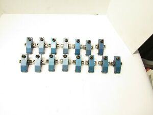 T D 1 65 Ratio Shaft Rocker Arms Jesel Sbc Crower