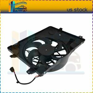 Cooling Fan Assembly For Ford Crown Victoria Lincoln Town Car Mercury Marauder