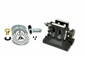 Indexing Or Dividing Plates Sets With Tailstock For The Rotary Table 4 And 6
