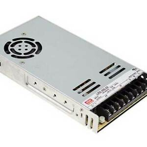 Lrs 350 15 Mean Well Lrs 350w 15v Enclosed Power Supply