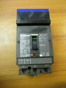 New Panel Pull Square D Circuit Breaker 15a 3p Cat Hja36015 Tx 39