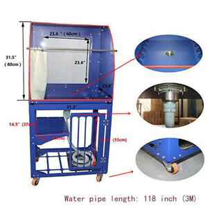 Us Vertical Screen Frame Rinse Sink Screen Printing Washout Tank With Back Light