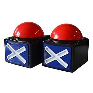2pcs Game Answer Buzzer Alarm Button Box With Sound Light Party Contest Prop Toy
