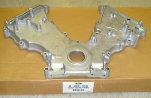 New Ford Racing 03 04 Svt Cobra Factory Engine Timing Chain Cover 4 6 Dohc 4v