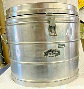 Vintage Super Chef Insulated Food Beverage Container 5 Gallon Model 105 S 674