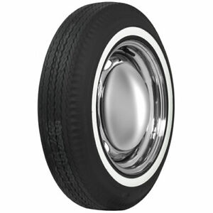 Coker Tire 556658 Firestone Vintage Bias Ply Tire 560 15 1 Whitewall Width B Tir