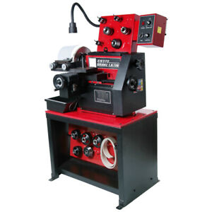 Combination Disc Drum Brake Lathe With Bench Standard Tooling Full Accessories