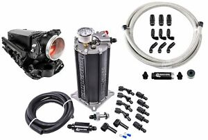 Fitech Fuel Injection 38301k Ultra Ram Efi Induction System Kit Small Block Chev