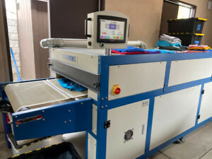 Adelco Gas Dryer For Dtg Or Screen Printing
