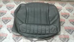 1994 Pontiac Firebird Oem Rear Seat Bottom Leather Cover Light Grey