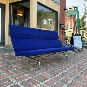 Eames Compact Sofa Herman Miller 1990 S Mid Century Modern