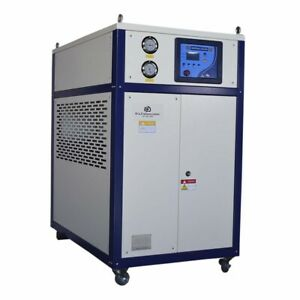 3 Ton Air Cooled Chiller Industrial Water Chiller Copeland Compressor 220v 3ph
