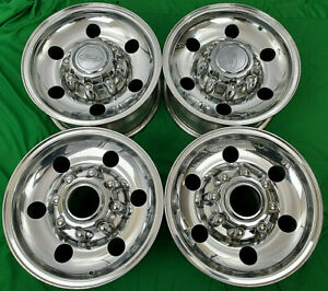 2000 2005 Ford Excursion Factory Original Oem 16 Inch Alloy Wheels Rims 3574