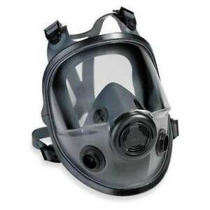 Honeywell North 54001 Full Face Respirator Protective Mask