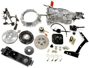 82 02 Camaro Firebird T56 Magnum 6 Speed Manual Transmission Conversion Kit 2 66