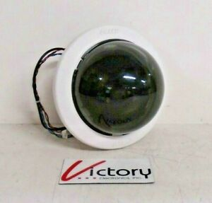 Used Pelco Camclosure Is90 chv9 Interior Dome Camera Pa05 0074 01d1g Off White