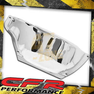Chevy Gm Powerglide Chrome Steel Flywheel Flexplate Cover