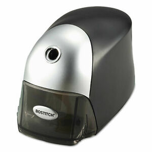 Genuine Bostitch Quietsharp Executive Electric Pencil Sharpener Black Eps8hdblk