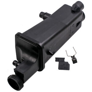 Engine Coolant Recovery Expansion Tank Kit For Bmw E46 E83 323ci 328i X3
