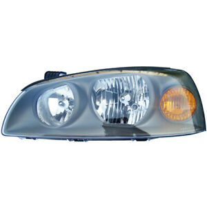 For Hyundai Elantra 2004 2005 2006 Left Driver Side Headlight Assembly Dac