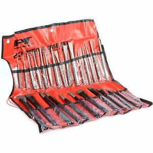 Jegs W754 Punch And Chisel Set 28 Piece Set