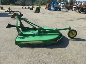 Very Nice John Deere Lx5 3 Point Hitch 5 Ft Bush Hog