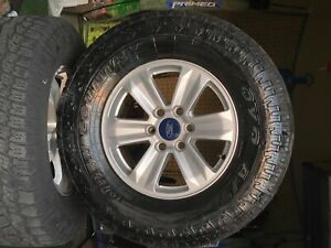 2015 F 150 Wheels And Tires Toyo Open Country At 285 70 17 35 Tread Left