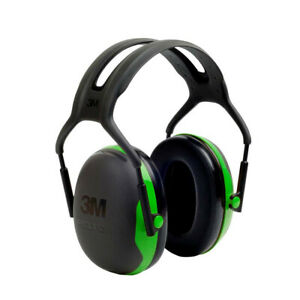 3m Peltor X1a 37270 Over the head Ear Muffs Noise Protection Nrr 22 Db